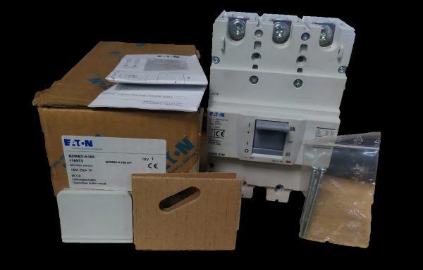 Interruptor tripolar 160 AMP BZMB2-A160-AP