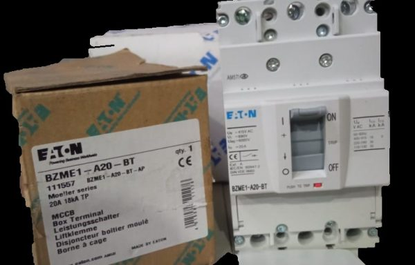 Interruptor tripolar 20 AMP BZME1-A20-BT-AP