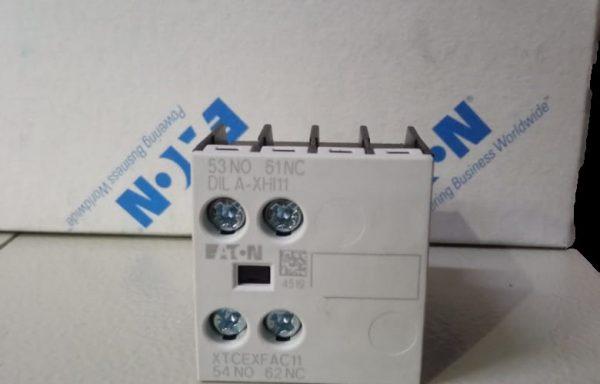 Módulo de contactos auxiliares DILA-XHI11