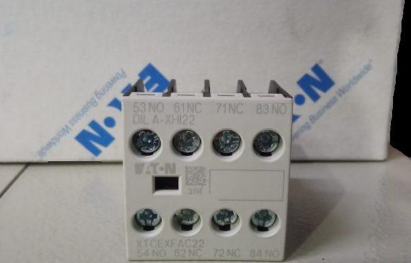 Módulo de contactos auxiliares DILA-XHI22