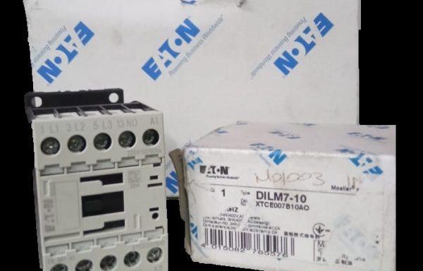 Contactor de potencia DILM7-10(220VDC)