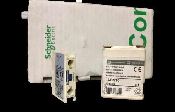 Bloque de contacto auxiliar para contactor 1NA Frontal LADN10