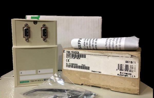 Caja de conexión bus aislada Fipio TSXFPACC3